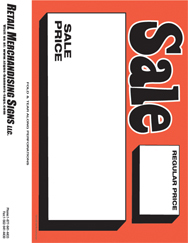 picture regarding Retail Sale Signs Printable called FZA100