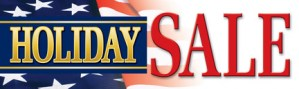 ReSale Banners Holiday Sale (flag) (Patriotic)tail