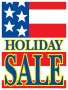 Patriotic Sale Signs Posters Holiday Sale