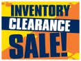 Horizontal Poster 28'' x 22'' Inventory Clearance Sale