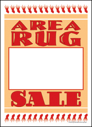 Slotted Sale Tags 5 X 7 Area Rug Sale